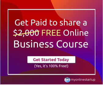 Free Money Making Course